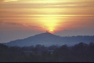 Sumset over the Tor